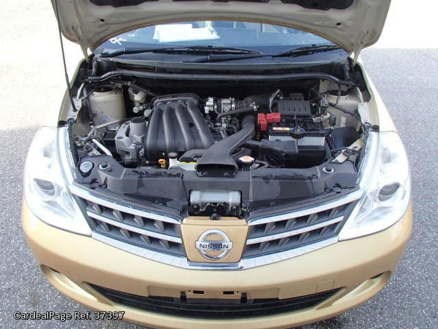 2011/Nov Used NISSAN TIIDA DBA-C11 Engine Type HR15-298941C