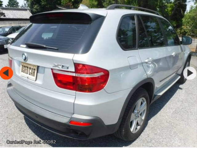 2009 Used Bmw X5 Aba Fe30 Ref No 40082 Japanese Used Cars For Sale