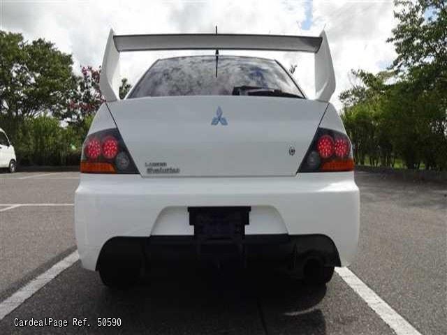 2005dec Used Mitsubishi Lancer Evolution Ix Ct9a Ref No50590