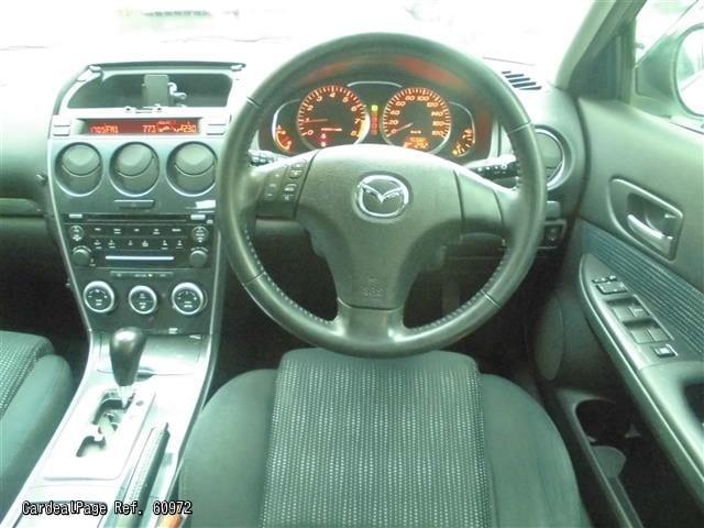 2005jun Used Mazda Atenza Sport Wagon Dba Gy3w Ref No60972