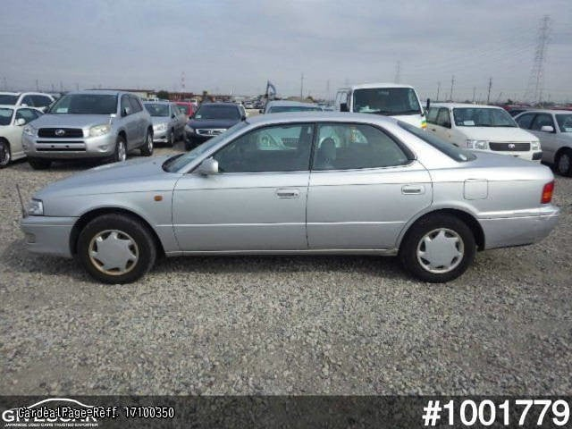 1996 Nov Used Toyota Vista Sv40 Ref No 17100350 Japanese Used Cars