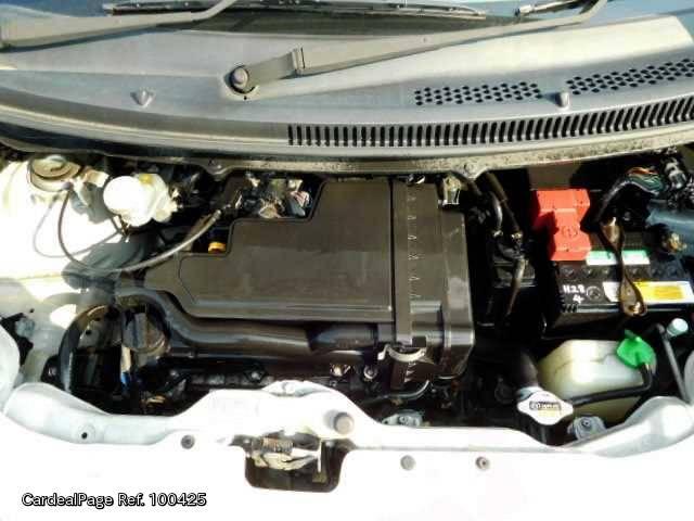 2010/Mar Used SUZUKI ALTO DBA-HA25S Engine Type K6A Ref No:17100425