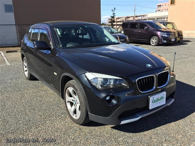 2011 nov used bmw x1 x series dba vm20 ref no 17119054. Black Bedroom Furniture Sets. Home Design Ideas