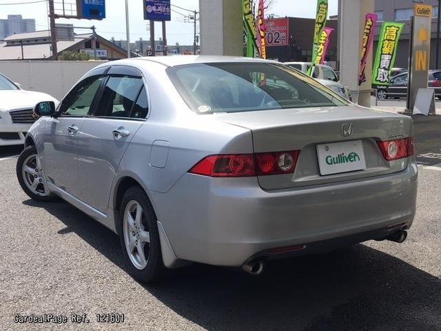 2004 Dec Used Honda Accord Aba Cl9 Ref No 17121601 Japanese Used