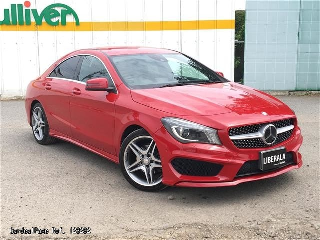 2013 sep used mercedes benz cla class dba 117342 ref no for Used mercedes benz cla class