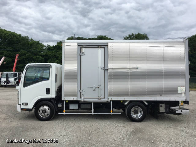 2008/Feb Used ISUZU ELF BDG-NPR85AN Engine Type 4JJ1 Ref No:17127345