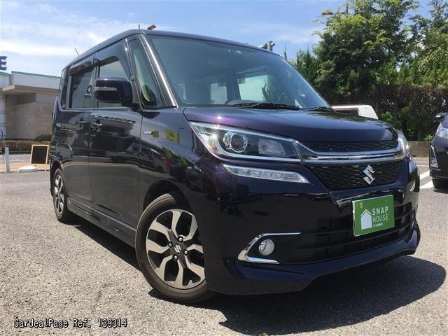 Suzuki Solio Specifications