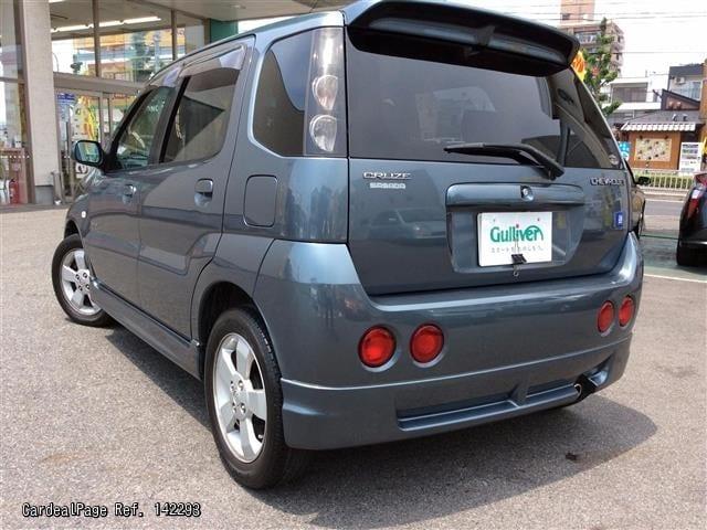 2005 Feb Used Chevrolet Cruze Ua Hr52s Ref No 17142293 Japanese