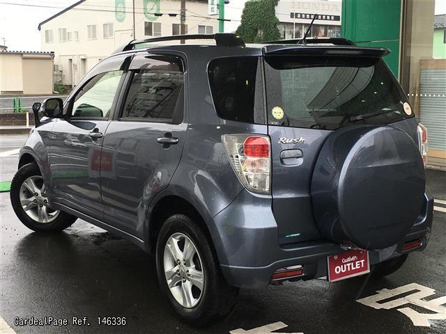 2013 Jul Used Toyota Rush Aba J210e Ref No 17146336