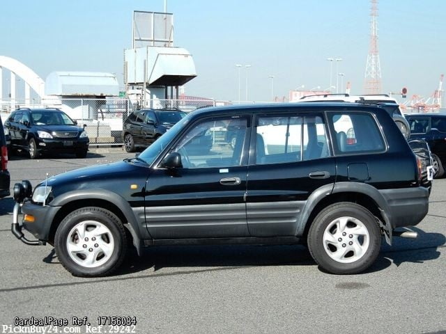 how to change windshield wipers 1996 toyota rav4