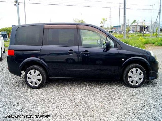 2005feb Used Nissan Lafesta Cba Nb30 Ref No159760 Japanese Used
