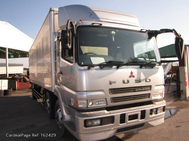 2004/Feb Used MITSUBISHI FUSO SUPER GREAT PJ-FT50JVX Engine