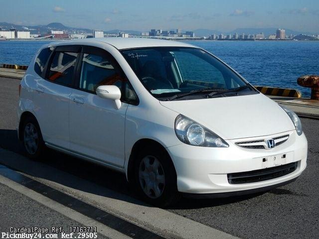 2006dec Used Honda Fit Jazz Dba Gd1 Engine Type L13a Ref No