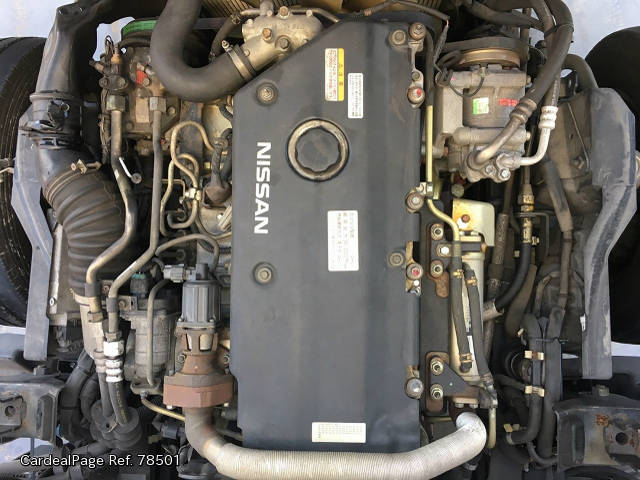 2006/May Used NISSAN ATLAS PB-AKR81AN Engine Type 4HL1 Ref No:78501