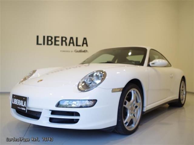 2005 Dec Used Porsche 911 Gh 99705 Ref No 79743 Japanese