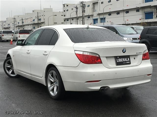 2010jan Used Bmw 540i Aba Nw40 Ref No87592 Japanese Used Cars