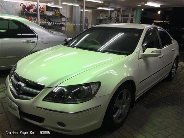 2006jun Used Honda Legend Dba Kb1 Ref No93885 Japanese Used Cars