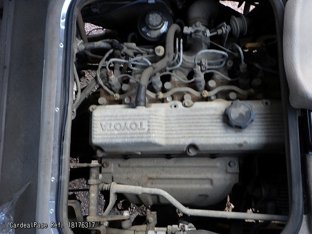 1994/Aug Used TOYOTA COASTER U-BB40 Engine Type 3B Ref No:18176317
