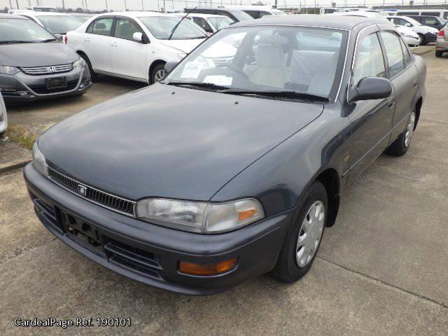 1995 Used TOYOTA SPRINTER AE100 Ref No:18190101 - Japanese Used Cars