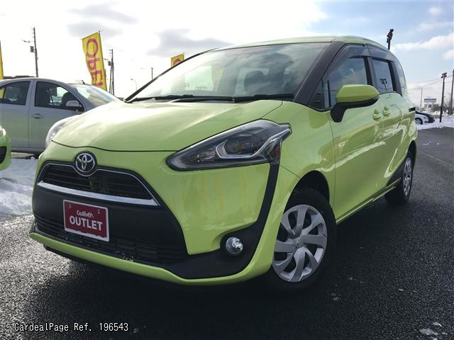 2015 jul used toyota sienta dba ncp175g ref no 196543 japanese rh cardealpage com toyota sienta user manual toyota sienta user manual pdf