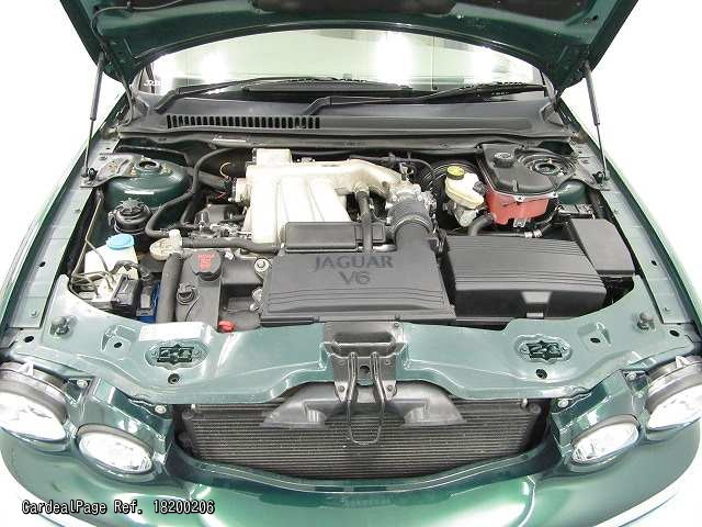 2004 jaguar x type engine