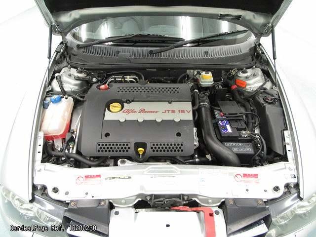 Feb Used ALFA ROMEO Engine Type A Ref No - Alfa romeo engines for sale