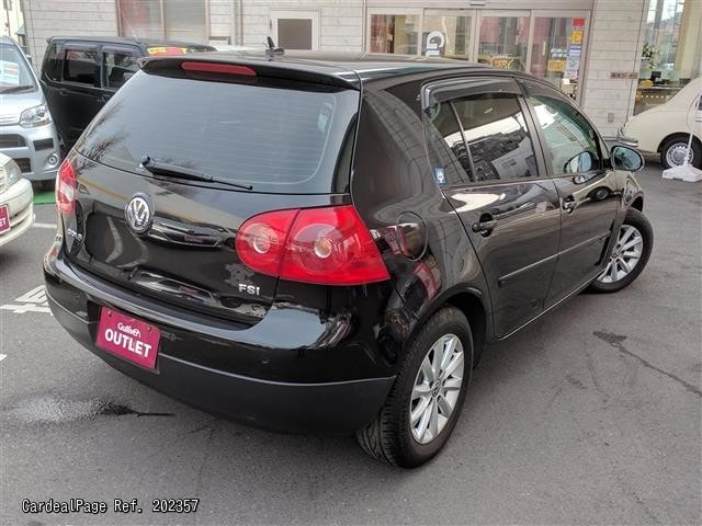 2007 Mar Used VOLKSWAGEN GOLF GH 1KBLP Ref No Japanese Used
