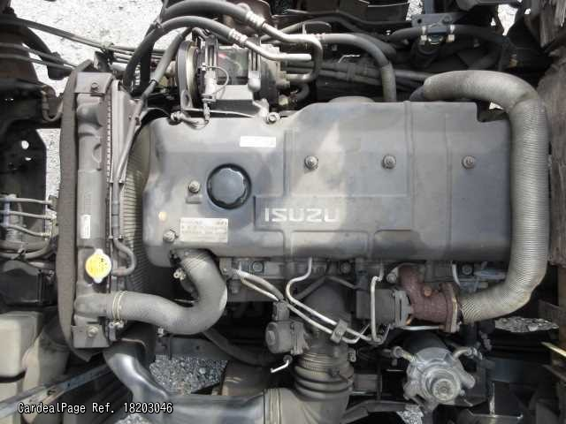 1999/Oct Used ISUZU ELF KK-NKR66E Engine Type 4HF1 Ref No