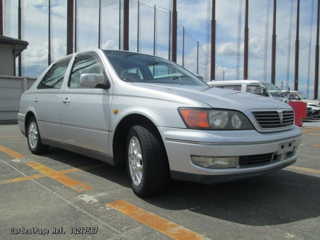 1999 Oct Used Toyota Vista Gf Sv50 Ref No 217587 Japanese Used