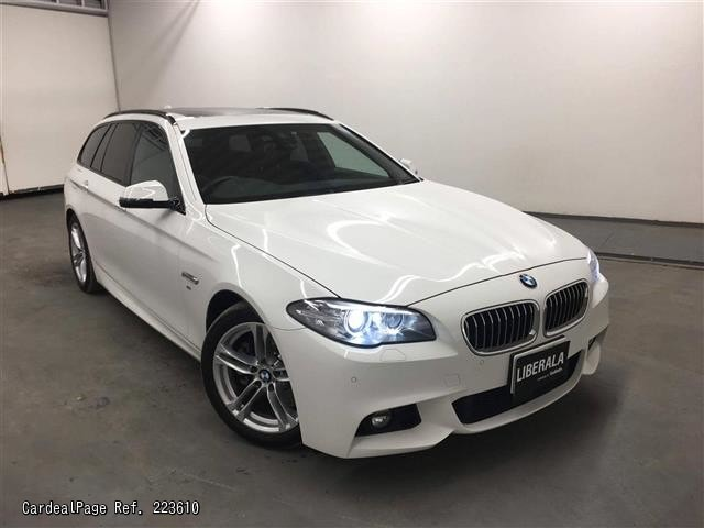 2016/May Used BMW 5 SERIES (5 SERIES) LDA-MX20 Ref No ...