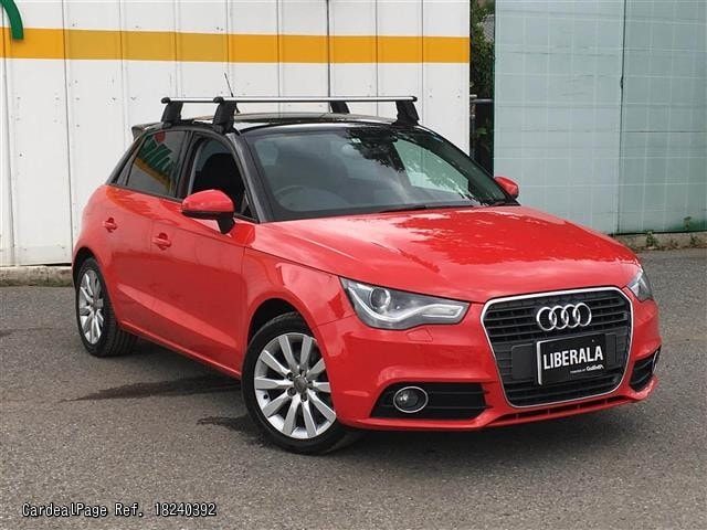 Used Audi A1 >> 2015 May Used Audi A1 Dba 8xcpt Ref No 240392 Japanese Used Cars