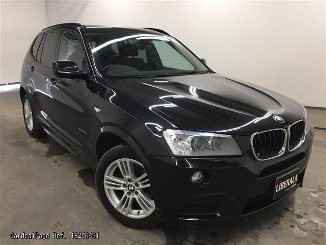 2013/Jul Used BMW X3 (X SERIES) LDA-WY20 Ref No:246491 ...