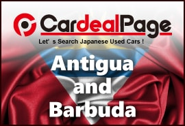 Japanese Used Cars for Antigua e Barbuda