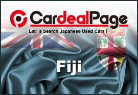 Japanese Used Cars for Fiji