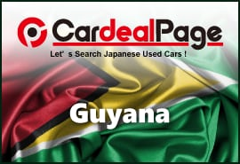 Japanese Used Cars for Guiana