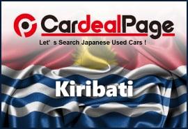 Japanese Used Cars for Kiribati