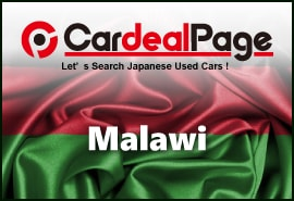 Japanese Used Cars for Malawi