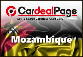 Japanese Used Cars for Mozambique