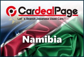 Japanese Used Cars for Namibia