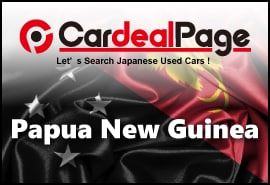 Japanese Used Cars for Papua New Guinea