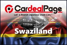 Japanese Used Cars for Swaziland