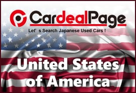 Japanese Used Cars for United States of America