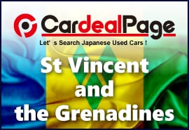 Japanese Used Cars for St. Vincent and the Grenadines