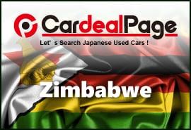 Japanese Used Cars for Zimbabwe