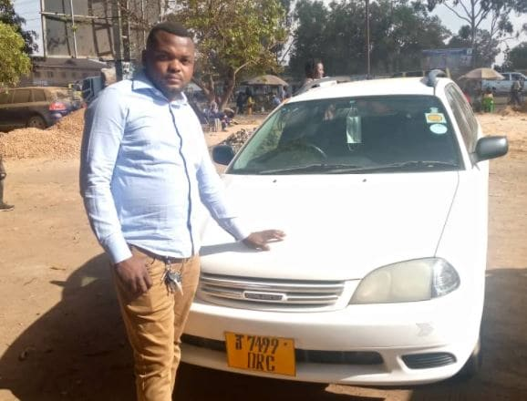 Customer who purchased a car from AA JAPAN(PVT)LTD.